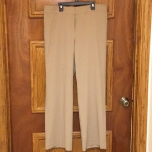 NWOT ANN TAYLOR TROUSERS